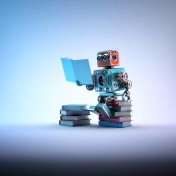 imagen robot muestra